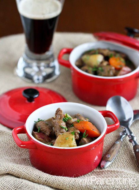 allParenting Irish lamb and vegetable stew
