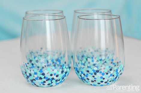 confetti tumblers step 8