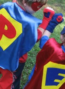 BabyPop capes