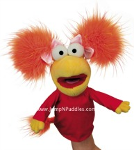 Fraggle Rock puppe