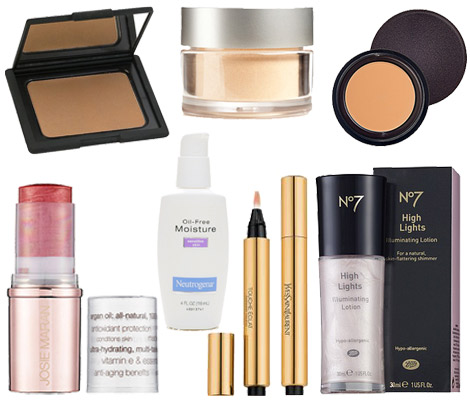 Makeup Must-haves skin