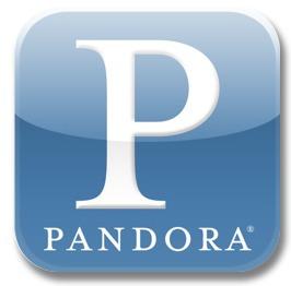 Pandora app logo