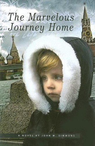 The MArvelous Journey HOme cover