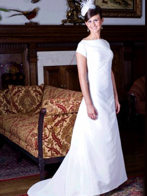 Modest Couture wedding dress