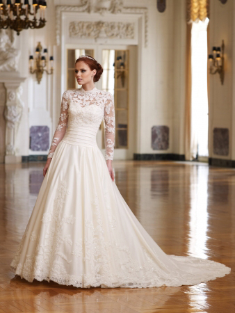Sophia Toll wedding dress