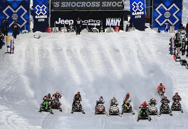 ESPN to ban X Games snowmobile event?