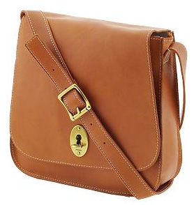 967dba9f29a Fossil Austin Flap Bag $158