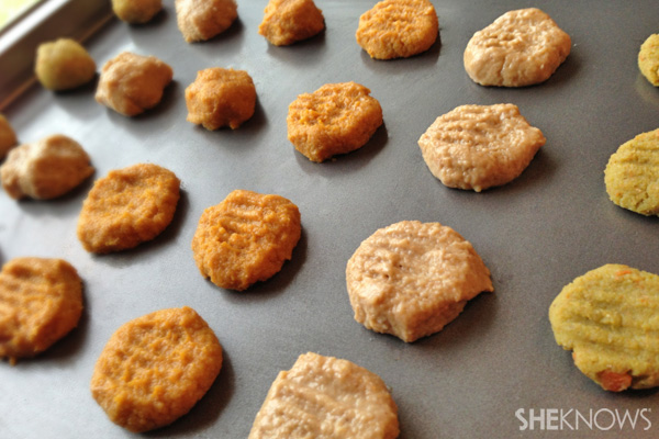 variations on homemade dog treats