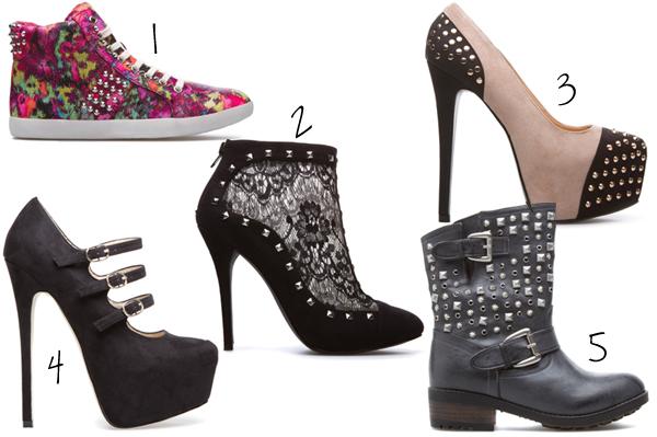 Rachel Zoe's ShoeDazzle picks