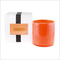 House and Home Orange Cilantro Candle, $55.00