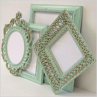 Shabby Chic Frames, $79.00