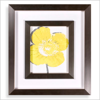 Yellow Blossom Wall Art, $49.99