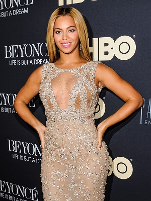 Beyonce Weight Gain