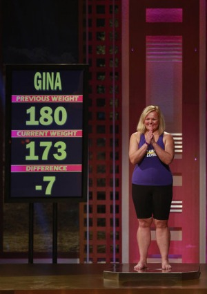 """Gina on """"Face Your Fears Week"""""""