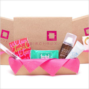 Birchbox - $10/month with free shippping