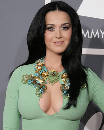 Katy Perry at the 2013 Grammys