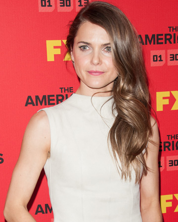 Kerri Russell at the NYC premiere of The Americans