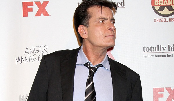 Charlie Sheen has an irish temper