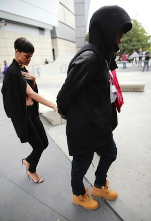 Chris Brown walks, attorney is fuming