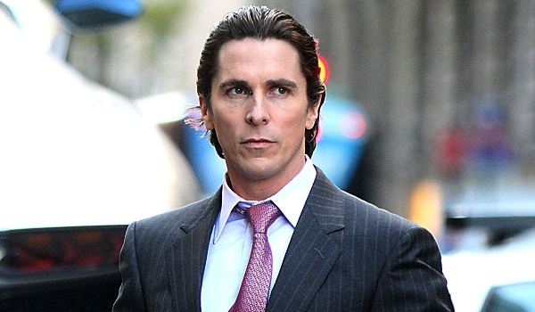 Christian Bale has an irish temper