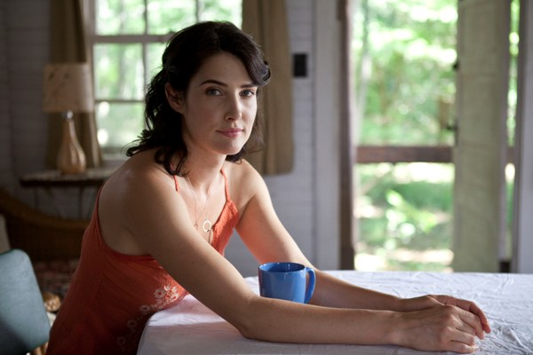 Cobie Smulders Talks Safe Haven S H I E L D And Himym