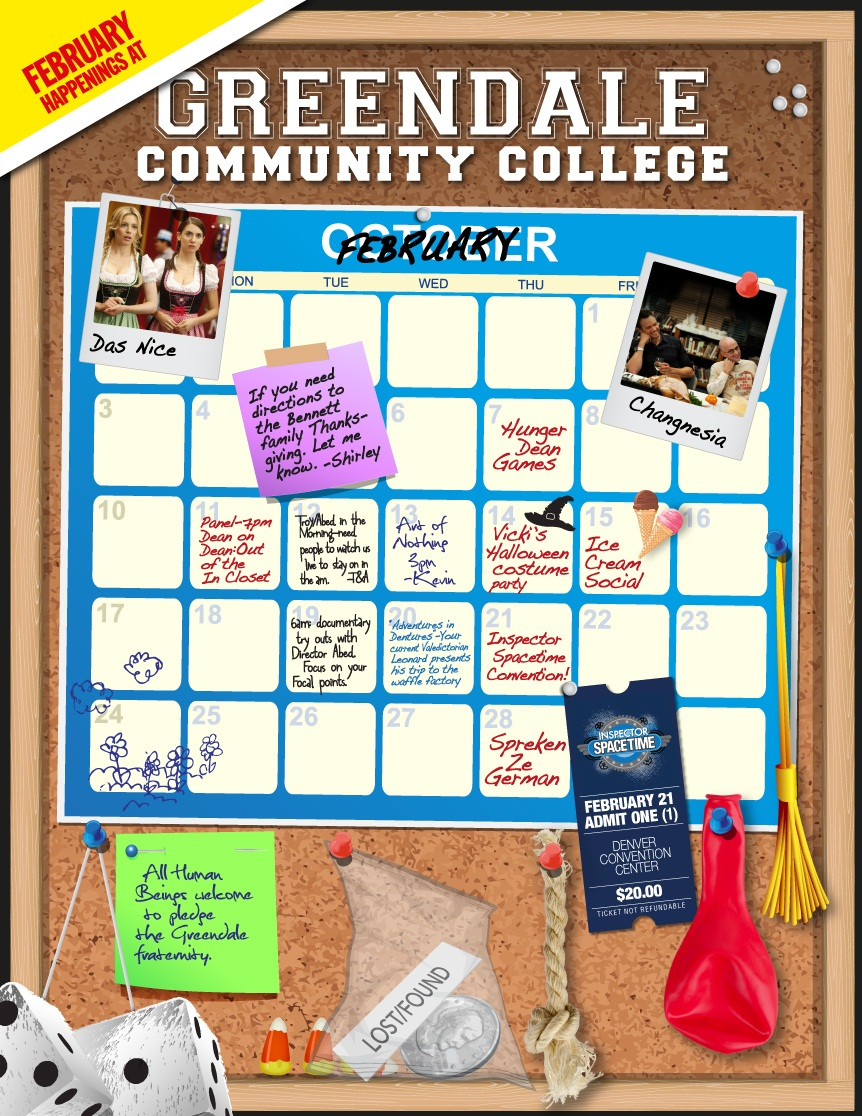 The Community Calendar