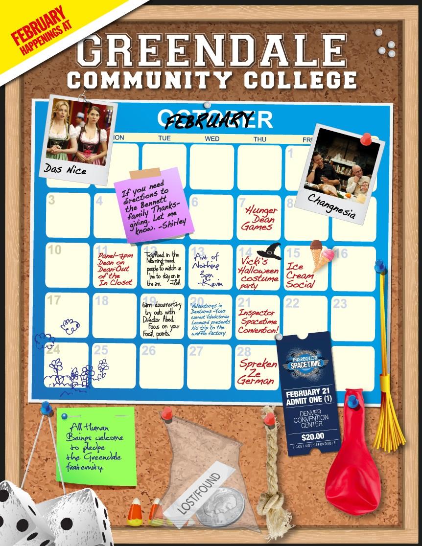 The Community Calendar