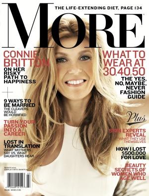 Connie Britton wants More