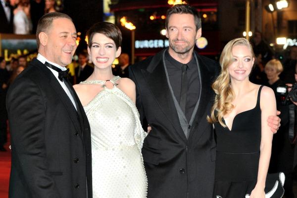 Hathaway's flash fair game for jokes?