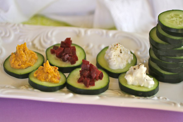 "Cucumber ""Crackers"""