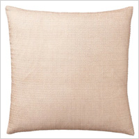 Pink Scallop pillow