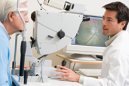 Glaucoma affects more than 400,000 Canadians