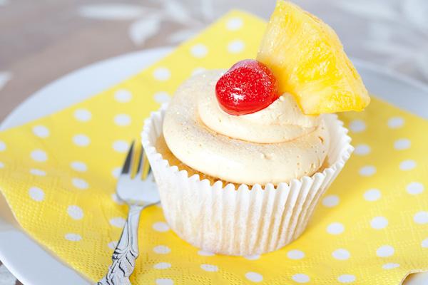 Flirtini cupcake