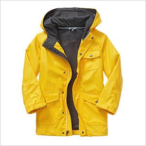 gap rain jacket for boys