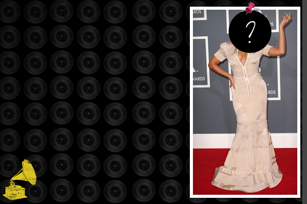 Holy dress disaster: Grammy red carpet fails