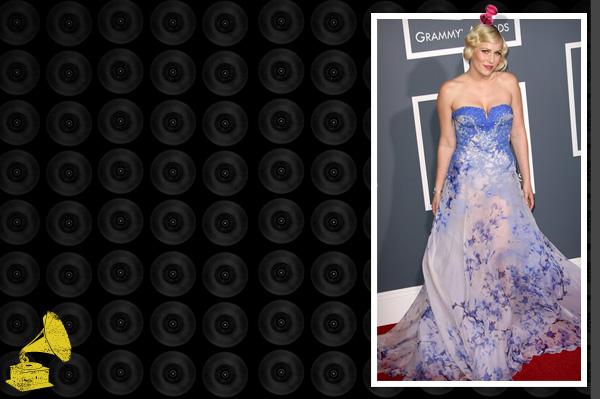 Holy dress disaster: Grammy red carpet fails