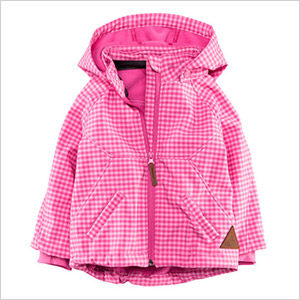 h&m baby shell jacket
