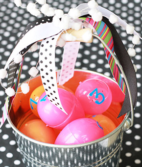 easter egg countdown craft