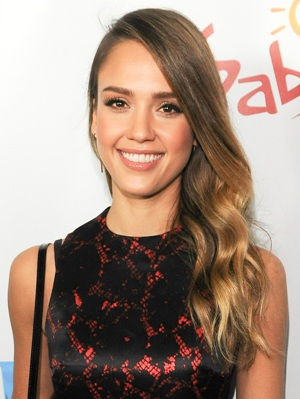Jessica Alba, Escape From Planet Earth premiere