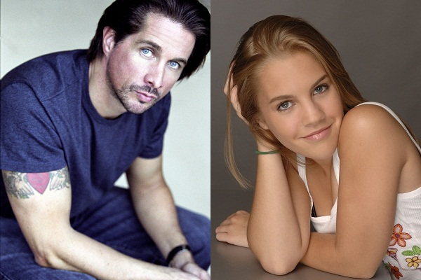 Michael Easton and Kristen Alderson
