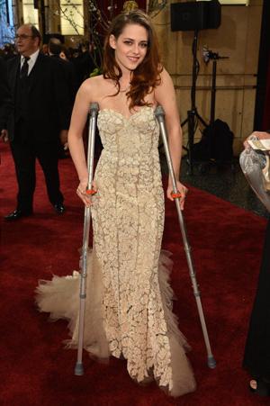 Kristen Stewart at Oscars