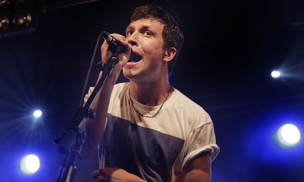 The Maccabees' Orlando Weeks