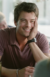 Josh Duhamel in Win a Date With Tad Hamilton (2004)