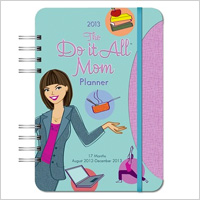 The Do It All Mom Planner