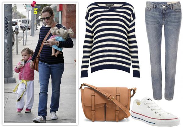 Get Jennifer's fabulous street style