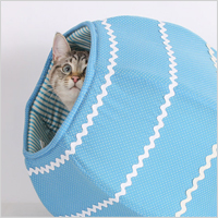 Easter Egg Cat Ball Bed