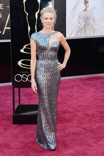 Naomi Watts at the 2013 Oscars