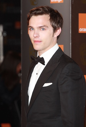 Nicholas Hoult gushes about Jennifer Lawrence.