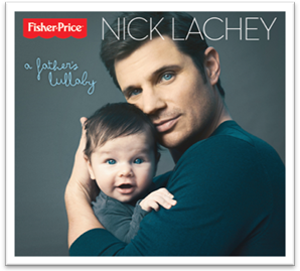 Nick Lachey's new lullaby album