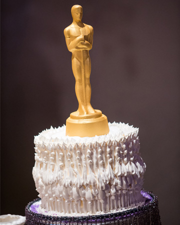 Oscard birthday cake